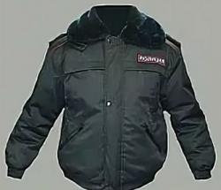 Куртка полиции