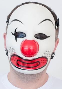 Ударопрочная маска Джеффа