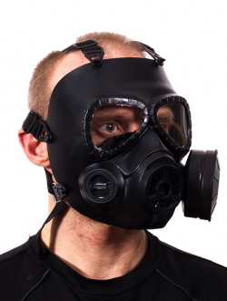 "Шлем-маска ""Противогаз"" для страйкбола"