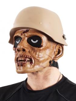 Маска защитная для страйкбол / пейнтбола Зомби -солдат
