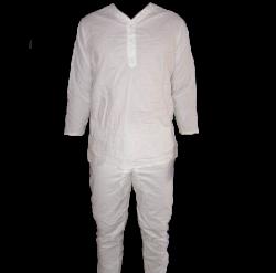 Белье нательное (белое)