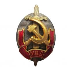 Знак МВД