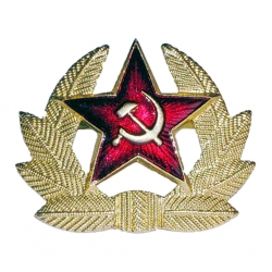 Кокарда солдатская СА