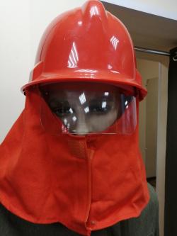 Каска МЧС (пожарная)