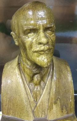 Бюст Ленин В.И. (гипс)