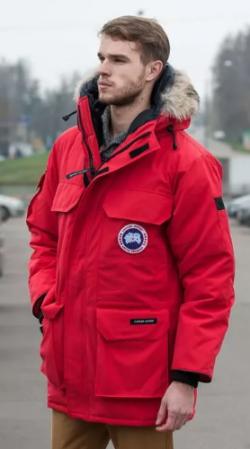 Пуховик Аляска