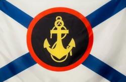Флаг Морская Пехота ВМФ