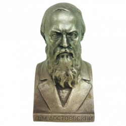 Бюст Федр Михайлович Достоевский