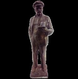 Скульптура Ленин Бронза