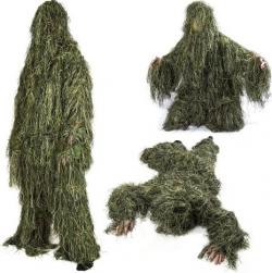 Костюм маскировочный Леший (зелёный лес)