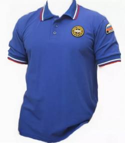 футболка поло МЧС