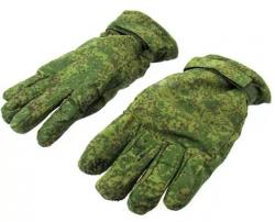 перчатки зимние для военнослужащих ВКБО
