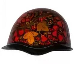 Армейская каска «Хохлома»
