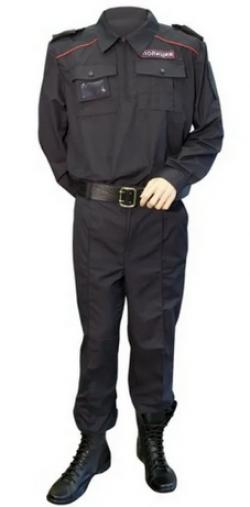 Костюм полиции ППС