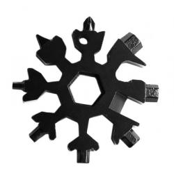 Многофункциональный ключ снежинка