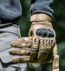 Защитные тактические палые перчатки