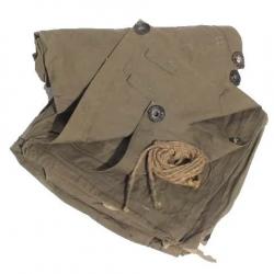 Плащ-палатка армейская СССР
