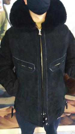 "Куртка ""Пилот"" нат.кожа/нат.мех"