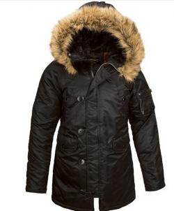 Куртка Аляска удлинённая N3B