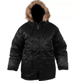 Куртка Аляска удлинённая MMB