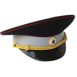 Фуражка ДПС и полиции