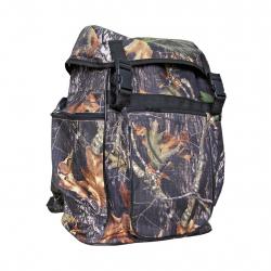 Тактический рюкзак с крышкой 30 литров (лес)