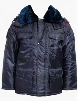 Куртка Бушлат удлиненный Оксфорд