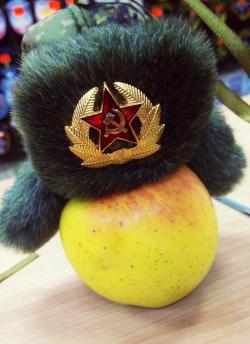 Сувенирная Шапочка со звездой Цифра